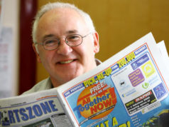 All Together Now! editor Tom Dowling